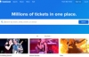 American Ticket Search Engine: SeatGeek