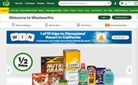 Australian Supermarket: Woolworths