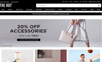 The Hut US & Canada: UK's Leading Luxury Online Department Store