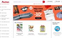 French Auchan Online Supermarket: Auchan