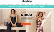 US Online Fashion Apparel and Accessories Shop: Shopbop