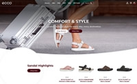 ECCO Canada Official Online Store: Danish Footwear Brand