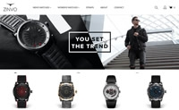 ZINVO Watches Official Website: Mens and Womens Watches