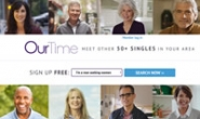 Dating Site for People Over 50 in the UK: OurTime