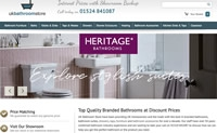 Buy Top Quality Branded Bathrooms Online: UK Bathroom Store