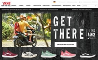 Vans Germany Official Site: Vans De