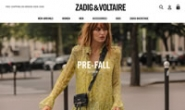 Zadig & Voltaire Official Site: French Fashion Brand