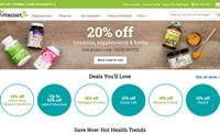 American Discount Vitamins, Supplements, Health Foods Shopping Site: Vitacost