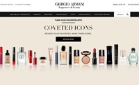 Giorgio Armani Beauty USA Official Website: Fragrances, Makeup & Skincare
