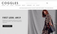 Coggles US & Canada: Designer Fashion for Men and Women