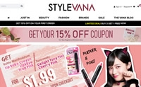Asian Fashion and Beauty Products: Stylevana