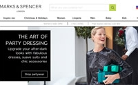 Marks & Spencer United States Website: Marks and Spencer US