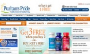 Puritan's Pride Official Site: Shop Vitamins & Supplements