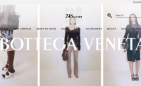LVMH's Largest Luxury Website Platform: 24S