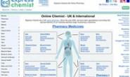 Online Pharmacy UK: Express Chemist