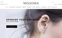 British Fashion Jewelry Brand: Missoma