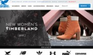 American Footwear Shopping Site: Shiekh