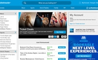 Canadian Ticketing Website: Ticketmaster.ca