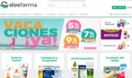 Spanish Online Pharmacy: DosFarma