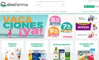 Spanish Online Pharmacy: DosFarma