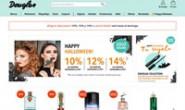 Spanish Perfume and Cosmetics Online Store: Douglas