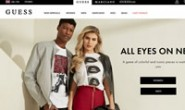 Guess Europe Official Site: American Clothing Brand