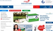 Austria's Leading Online Pharmacy: SHOP APOTHEKE