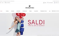Swarovski Crystal Italy Official Site: Swarovski IT