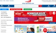 Germany Online Pharmacy: Shop Apotheke