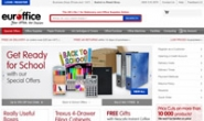 UK Online Discount Office Supplies Retailer: Euroffice