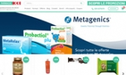 Italian Online Pharmacy: Farmacia 33