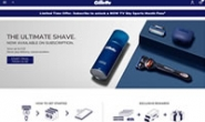 Gillette UK official Site: Gillette Razors, Shavers & Mens Grooming