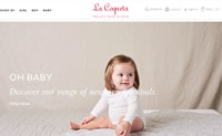 Designer Spanish Kids & Baby Clothing Boutique: La Coqueta