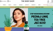 The Body Shop Poland Official Site: The Body Shop PL
