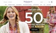 American Maternity Wear Shopping Site: Motherhood Maternity