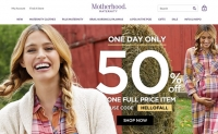 American Maternity Wear Shopping Site: Motherhood Maternity