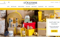 L'Occitane Canada Website: Natural Beauty From The South Of France