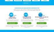 The UK's Price Comparison Website: MoneySuperMarket