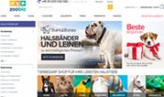German Online Pet Shop: Zoobio