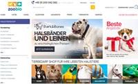 German Online Pet Shop: Zoobio