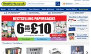 Get Huge Savings On Arts, Crafts And Books: The Works