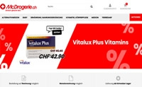 Switzerland's First Online Drugstore Discounter: McDrogerie.ch