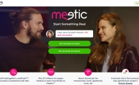 Meetic IT: Dating Site for Singles in Italy