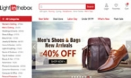 Global Online Shopping: LightInTheBox