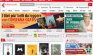 Italian Online Bookstore: LaFeltrinelli