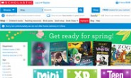 British Children's Book Website: Scholastic