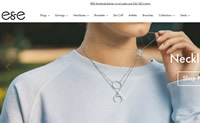 London Based Silver Jewellery Company: e&e Jewellery