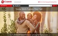 Canon USA Online Store: Cameras, DSLRs, Lenses, Printers & More