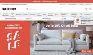 Australian Furniture Store: Freedom