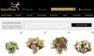 Interflora Australia: Same Day Flower Delivery